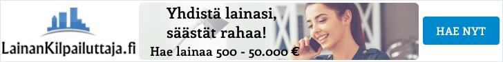 Yhdistä lainasi LainanKilpailuttaja.fi palvelussa!